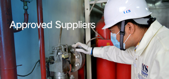 Approved Suppliers